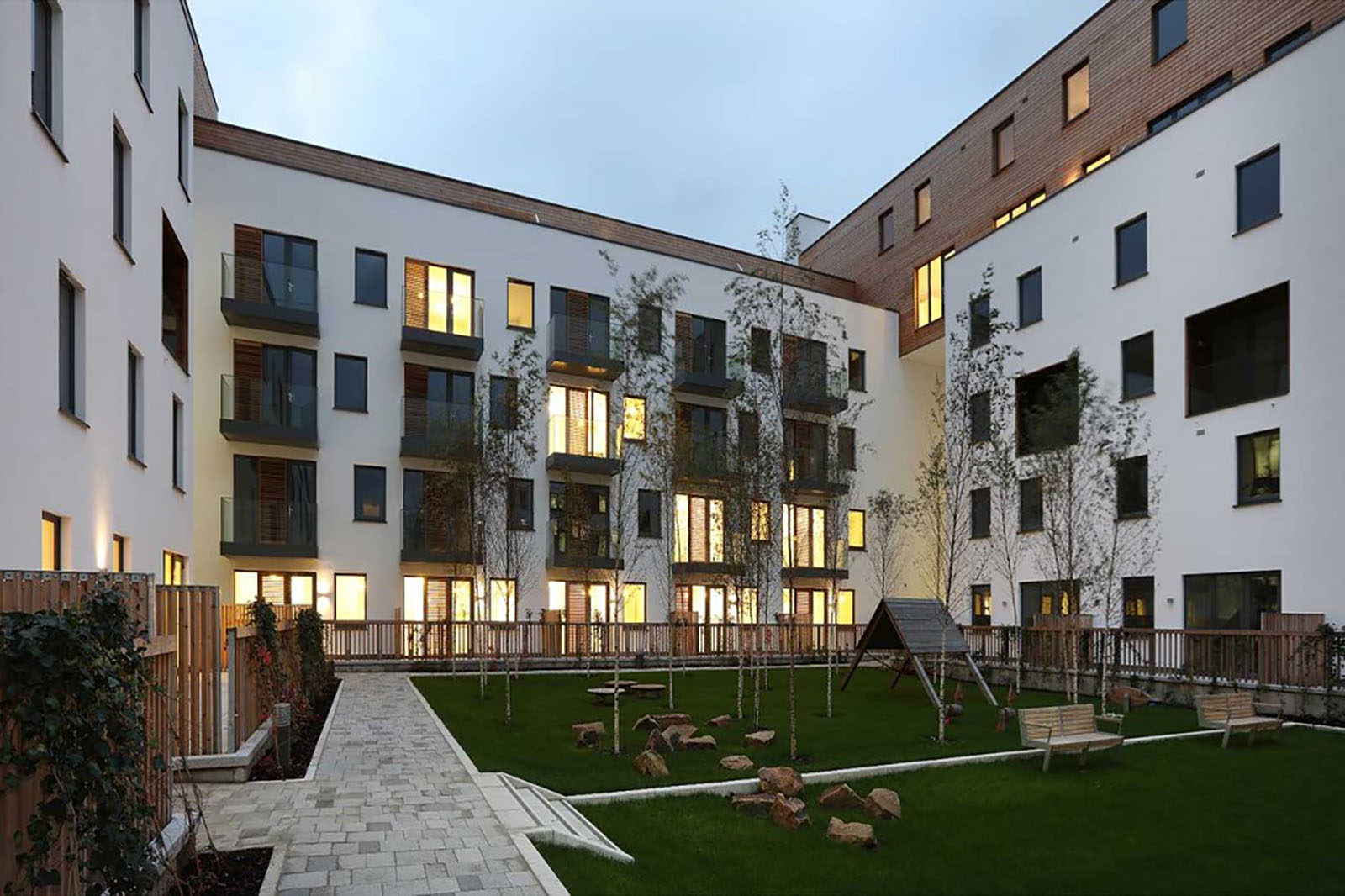 Colindale-Thermowood