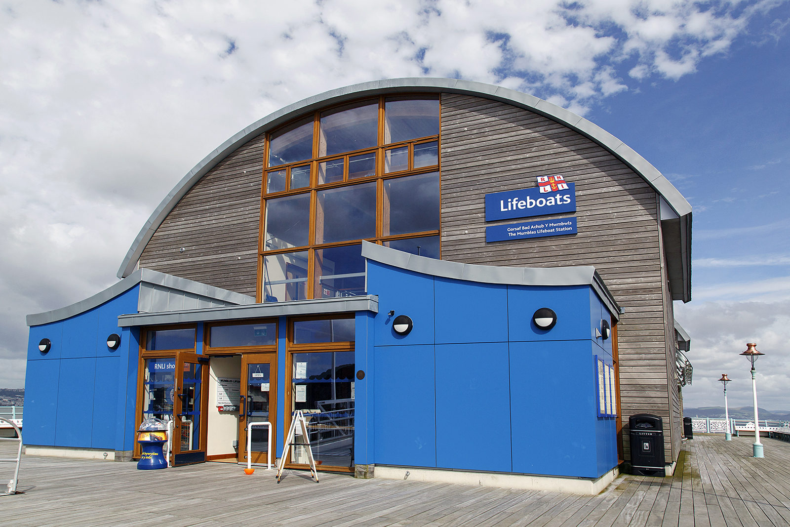 RNLI-Cladding